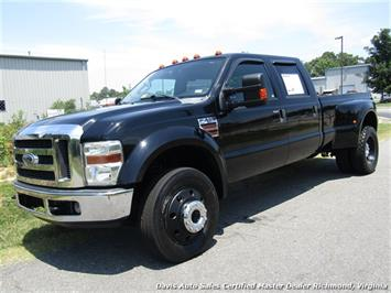 2008 Ford F-450 Super Duty Lariat 6.4 Twin Turbo Diesel 4X4 Dually Crew Cab Long Bed Truck