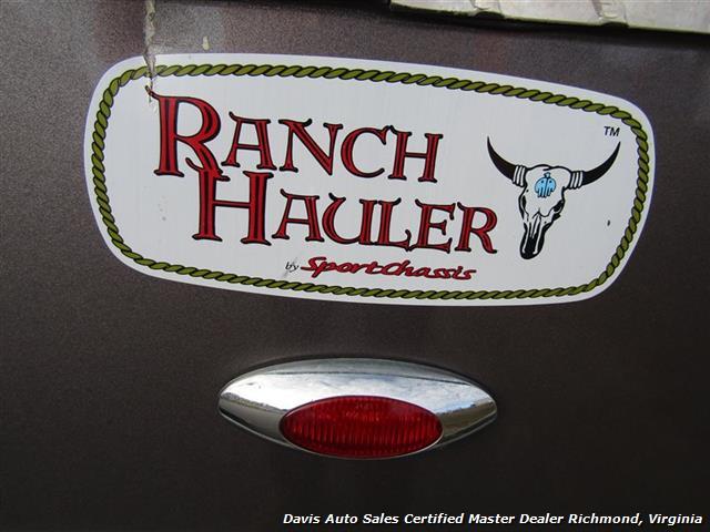 2007 Freightliner M2 106 Sports Chassis Business Class Mercedes Diesel Customer Hauler - Photo 24 - Richmond, VA 23237