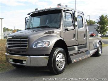 2007 Freightliner M2 106 Sports Chassis Business Class Mercedes Diesel Customer Hauler Truck