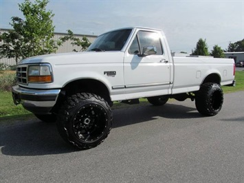 1997 Ford F-350 XLT Truck