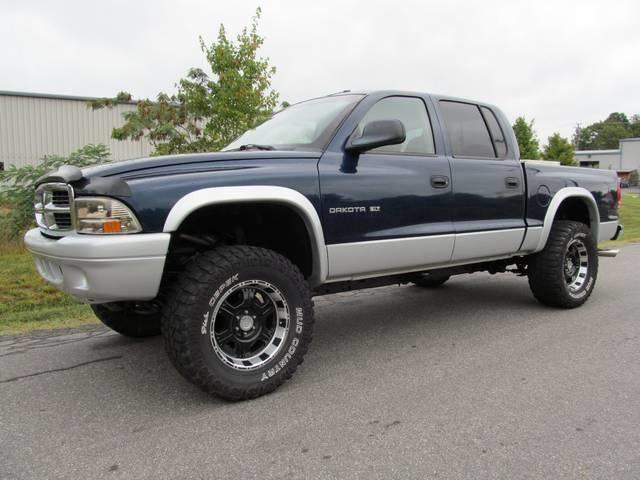 2002 Dodge Dakota SLT (SOLD)