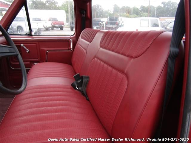Fabulous 1984 Ford F 150 Classic Original Low Miles Regular Cab Long Bed Inzonedesignstudio Interior Chair Design Inzonedesignstudiocom