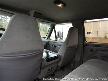 1996 Ford F-350 XLT OBS Loaded Dually Crew Cab Long Bed - Photo 28 - Richmond, VA 23237