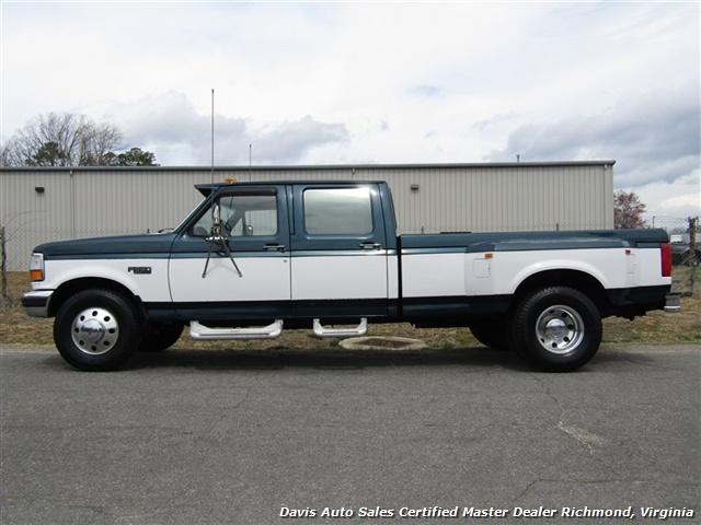 1996 Ford F-350 XLT OBS Loaded Dually Crew Cab Long Bed - Photo 2 - Richmond, VA 23237