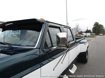 1996 Ford F-350 XLT OBS Loaded Dually Crew Cab Long Bed - Photo 17 - Richmond, VA 23237