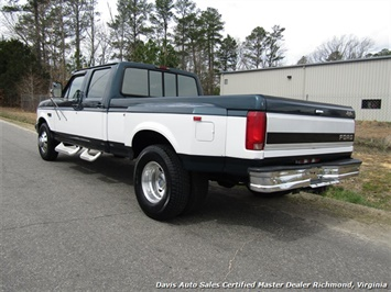 1996 Ford F-350 XLT OBS Loaded Dually Crew Cab Long Bed - Photo 3 - Richmond, VA 23237