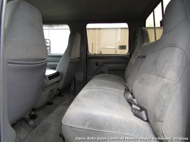 1996 Ford F-350 XLT OBS Loaded Dually Crew Cab Long Bed - Photo 9 - Richmond, VA 23237