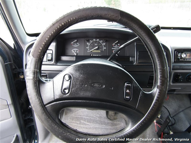 1996 Ford F-350 XLT OBS Loaded Dually Crew Cab Long Bed - Photo 6 - Richmond, VA 23237