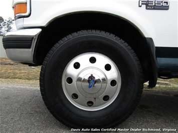 1996 Ford F-350 XLT OBS Loaded Dually Crew Cab Long Bed - Photo 10 - Richmond, VA 23237