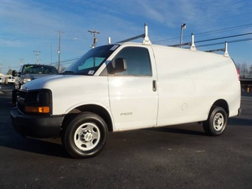 2006 Chevrolet Express 2500 Van