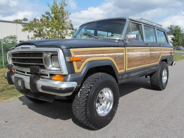 Jeep Grand Wagoneer >> Davis Auto Sales - Photos for 1989 Jeep Grand Wagoneer (SOLD)