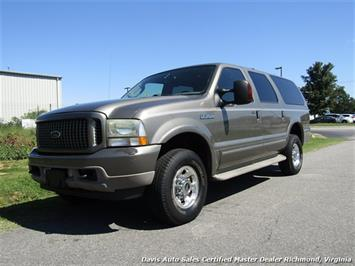 2004 Ford Excursion Limited 4X4 Power Stroke Turbo Diesel SUV