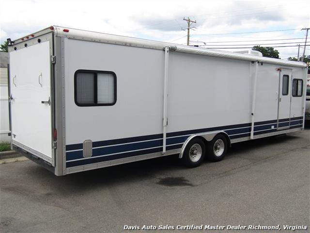 2007 Work And Play Forest River 30 Foot  Toy Hauler Camper (SOLD) - Photo 3 - Richmond, VA 23237