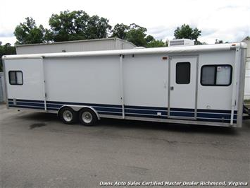 2007 Work And Play Forest River 30 Foot  Toy Hauler Camper (SOLD) - Photo 2 - Richmond, VA 23237