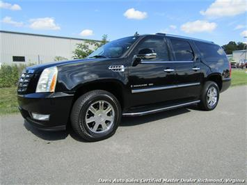 2007 Cadillac Escalade ESV AWD Extended Long Length Fully Loaded SUV
