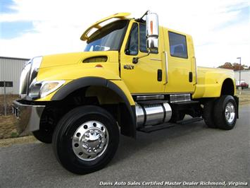 2006 International 7400 CXT 4X4 Dually Turbo Diesel Monster World's Biggest Production Pick Up Truck