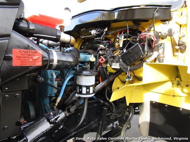 2006 International 7400 CXT 4X4 Dually Turbo Diesel Monster World's Biggest Production Pick Up - Photo 28 - Richmond, VA 23237