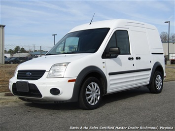 2012 Ford Transit Connect Cargo Van XLT Work Commercial Van