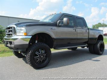 2004 Ford F-350 Powerstroke Diesel Lifted Lariat LE 4X4 DRW Truck