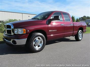 2003 Dodge Ram 2500 SLT Quad Cab Short Bed 5.9 Cummins Turbo Diesel Truck