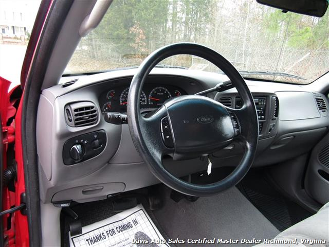Ford F  Xlt Extended Quad Cab Flareside Photo  Richmond