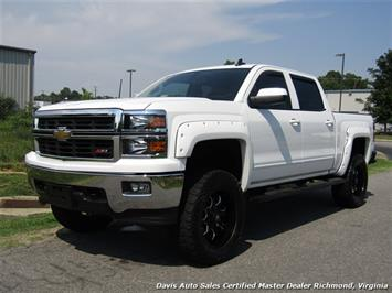 2015 Chevrolet Silverado 1500 Z71 Off Road ALC Z92 Lifted 4X4 Crew Cab Short Bed Truck