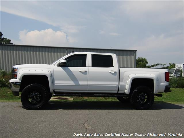 2015 chevrolet silverado 1500 z71 off road alc z92 lifted 4x4 crew cab short bed. Black Bedroom Furniture Sets. Home Design Ideas