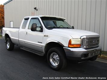 2001 Ford F-250 Super Duty XLT 7.3 Diesel 4X4 SuperCab Long Bed - Photo 14 - Richmond, VA 23237