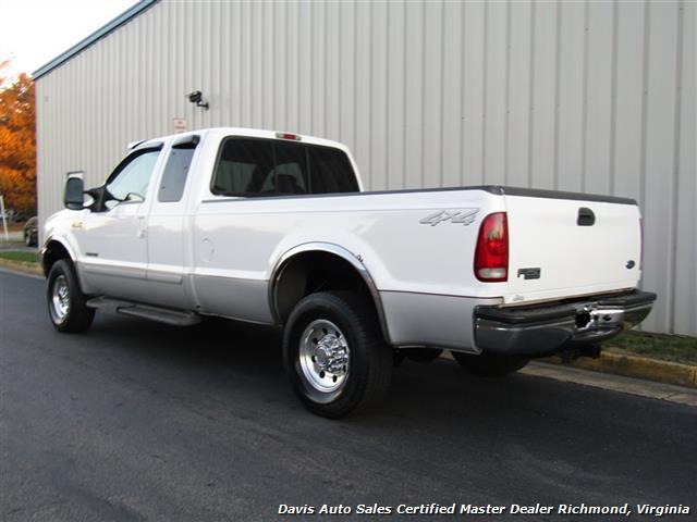2001 Ford F-250 Super Duty XLT 7.3 Diesel 4X4 SuperCab Long Bed - Photo 3 - Richmond, VA 23237