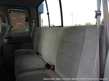 2001 Ford F-250 Super Duty XLT 7.3 Diesel 4X4 SuperCab Long Bed - Photo 9 - Richmond, VA 23237