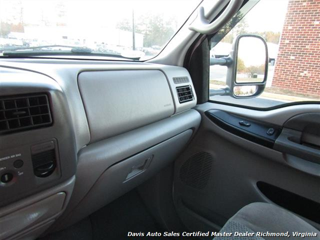 2001 Ford F-250 Super Duty XLT 7.3 Diesel 4X4 SuperCab Long Bed - Photo 21 - Richmond, VA 23237