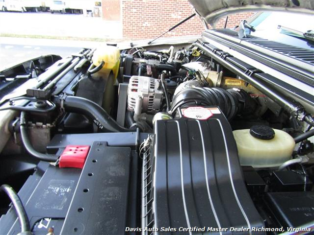 2001 Ford F-250 Super Duty XLT 7.3 Diesel 4X4 SuperCab Long Bed - Photo 23 - Richmond, VA 23237