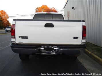 2001 Ford F-250 Super Duty XLT 7.3 Diesel 4X4 SuperCab Long Bed - Photo 4 - Richmond, VA 23237