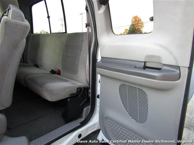 2001 Ford F-250 Super Duty XLT 7.3 Diesel 4X4 SuperCab Long Bed - Photo 19 - Richmond, VA 23237
