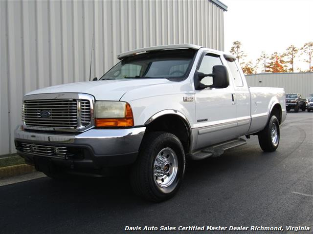 2001 Ford F-250 Super Duty XLT 7.3 Diesel 4X4 SuperCab Long Bed - Photo 1 - Richmond, VA 23237