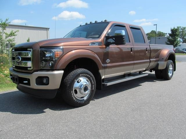 2011 Ford F 350 Super Duty King Ranch Sold
