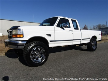 1996 Ford F-250 Super Duty XLT 7.3 Diesel OBS Classic 4X4 Long Bed Truck