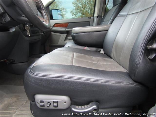 2006 Dodge Ram 3500 HD SLT 5.9 Cummins Diesel Lifted 4X4 Mega Cab - Photo 5 - Richmond, VA 23237