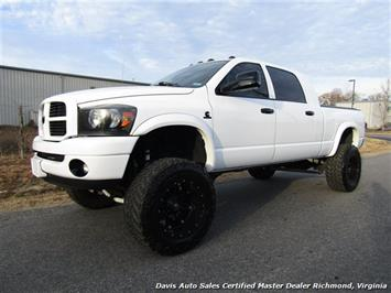 2006 Dodge Ram 3500 HD SLT 5.9 Cummins Diesel Lifted 4X4 Mega Cab Truck