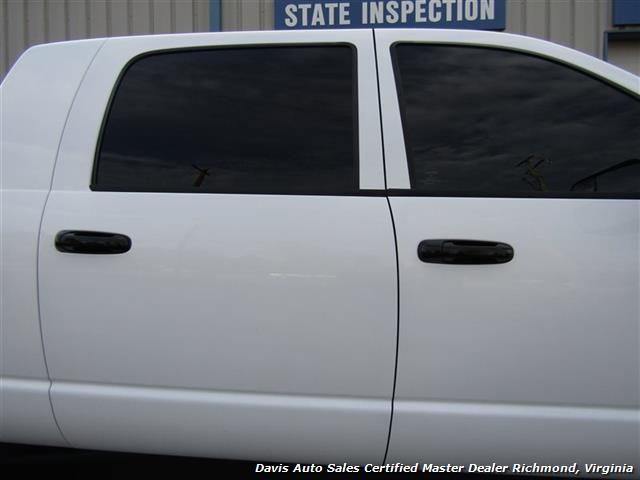 2006 Dodge Ram 3500 HD SLT 5.9 Cummins Diesel Lifted 4X4 Mega Cab - Photo 19 - Richmond, VA 23237