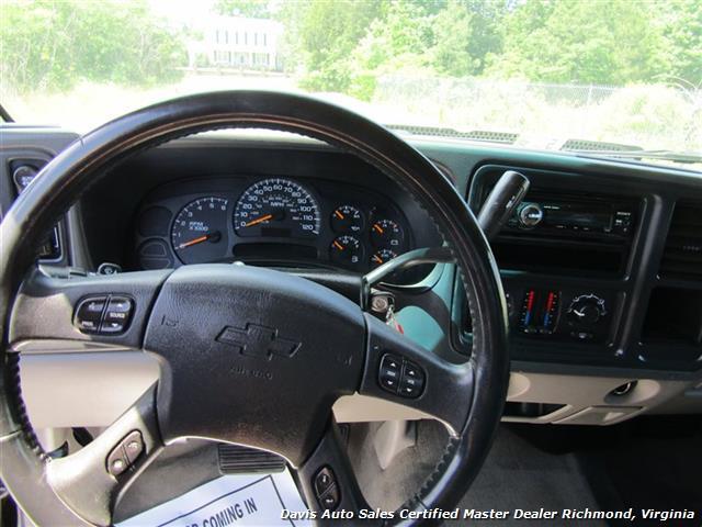 2005 Chevrolet Avalanche 1500 Z71 Lifted 4X4 Crew Cab Short Bed - Photo 17 - Richmond, VA 23237
