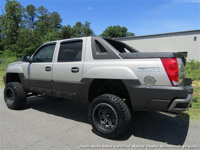2005 Chevrolet Avalanche 1500 Z71 Lifted 4X4 Crew Cab Short Bed - Photo 3 - Richmond, VA 23237