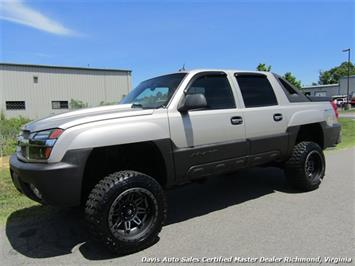 2005 Chevrolet Avalanche 1500 Z71 Lifted 4X4 Crew Cab Short Bed Truck