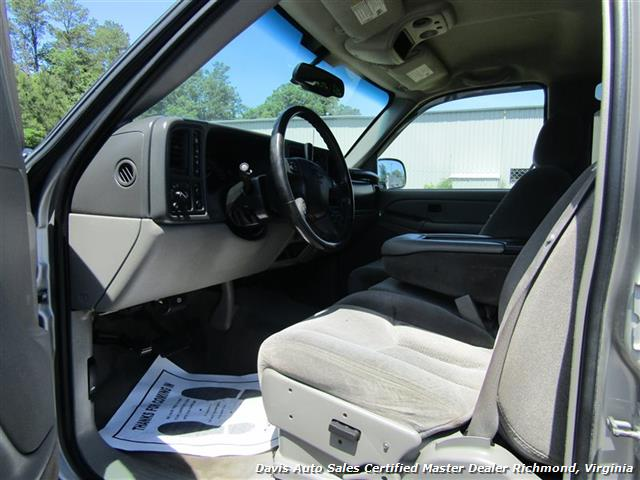 2005 Chevrolet Avalanche 1500 Z71 Lifted 4X4 Crew Cab Short Bed - Photo 7 - Richmond, VA 23237