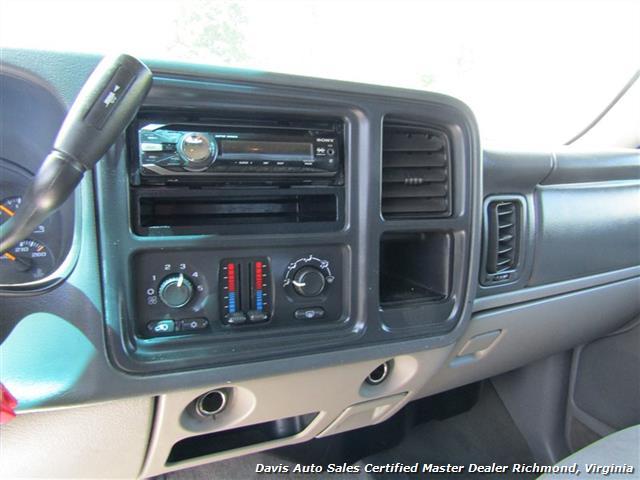 2005 Chevrolet Avalanche 1500 Z71 Lifted 4X4 Crew Cab Short Bed - Photo 18 - Richmond, VA 23237