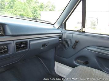 1993 Ford F-250 F-350 Super Duty XL Lifted Dana 60 Classic OBS 4X4 - Photo 17 - Richmond, VA 23237