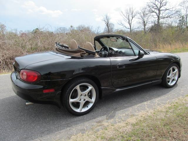 2001 mazda mx 5 miata ls sold. Black Bedroom Furniture Sets. Home Design Ideas