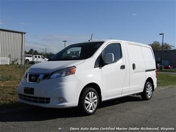 2014 Nissan NV200 SV Utility Work Cargo Van