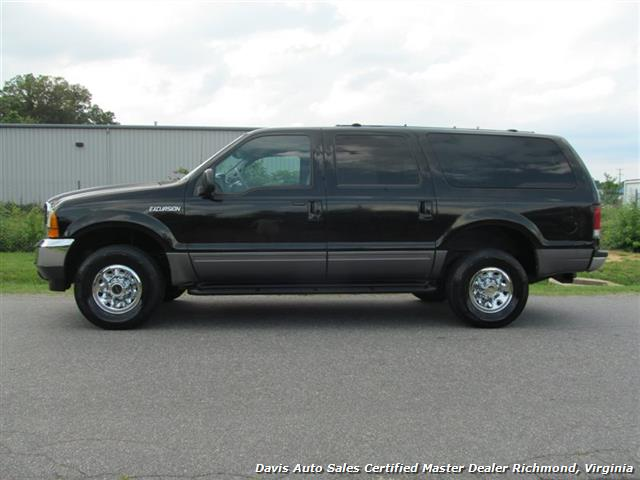 2001 Ford Excursion XLT 4X4 Loaded - Photo 27 - Richmond, VA 23237