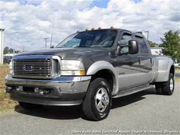 2002 Ford F-350 Super Duty Lariat 7.3 Diesel Centurion Conversion 4X4 Dually Truck
